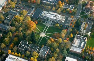 Oregon State University campus - do high college acceptance rates equate the the quality of the school?