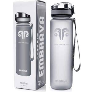 college must haves Embrava sports water bottle