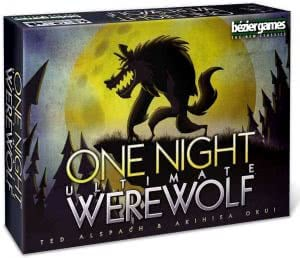 college party games One Night Ultimate Werewolf