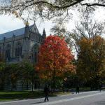 Princeton Campus - if you're considering a prestigious school, there are college questions you'll want to ask yourself first