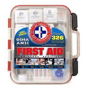college tool kit first aid