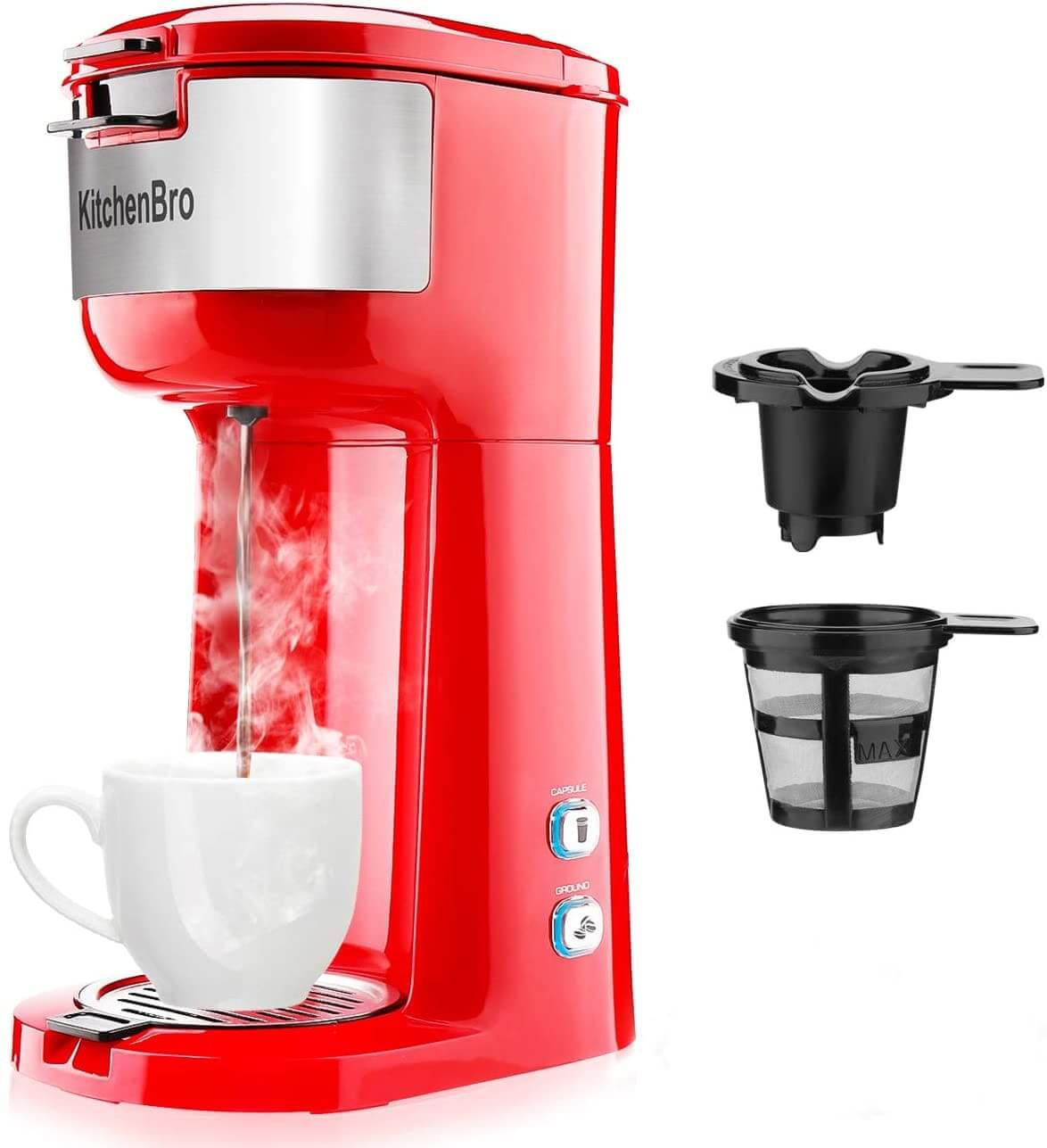 Kitchenbro coffee maker