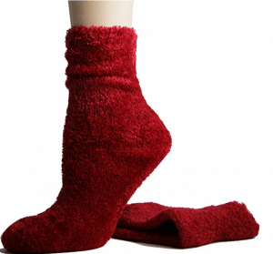 Foot Traffic fuzzy socks warm clothes