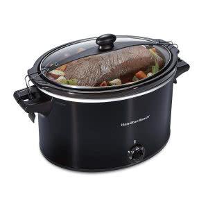 Hamilton Beach slow cooker best instant pot