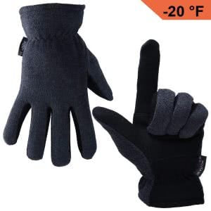 OZERO thermal gloves warm clothes