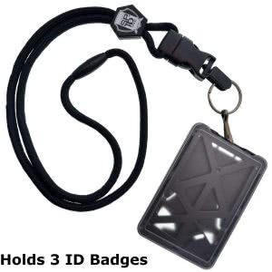 Specialist ID college lanyard