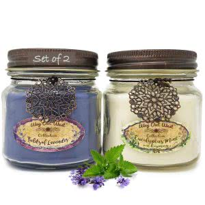 Way Out West aromatherapy best candles for college students