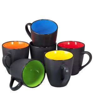 best travel mugs Bruntmor ceramic mugs