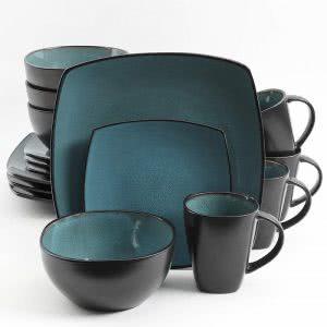 college apartment essentials Gibson Elite Soho dinnerware