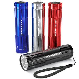 college checklist BYB mini flashlight