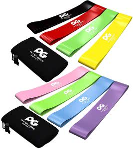 workout accessories Physix Gear resistance bands