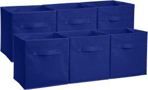 AmazonBasics Foldable Storage Cubes storage units