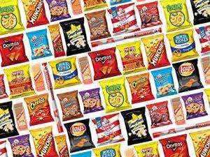 Frito Lay best snacks