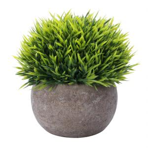 HC Star artificial potted plants for dorm rooms