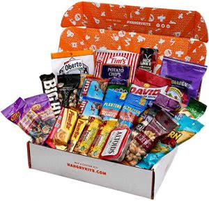 Hangry Kit best snacks