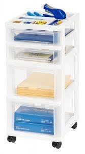 IRIS 4 Drawer Cart storage units