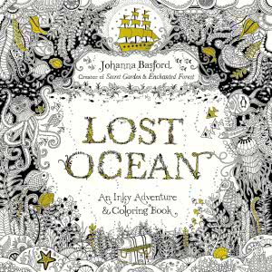 Lost Ocean Coloring Book crafts