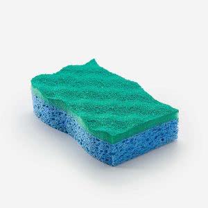 O-Cedar scrub sponge dorm room kit