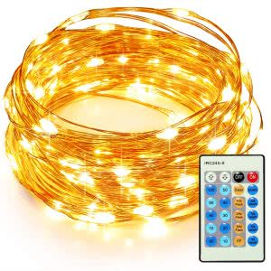 TaoTronics String Lights wall lights