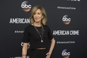 Actress Felicity Huffman charged in the admission cheating scandal