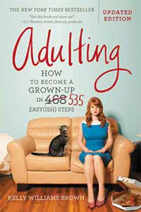Adulting self help books