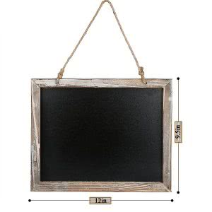 Cade vintage chalk message board