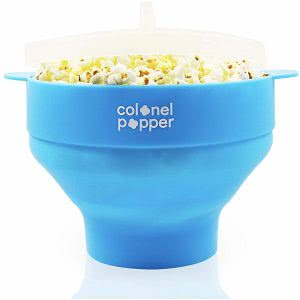 Colonel Popper popcorn maker gifts for college students