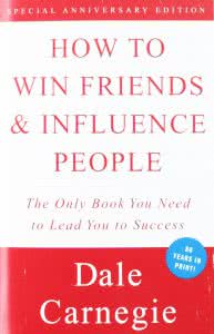 How to Win Friends and Influence People self help books