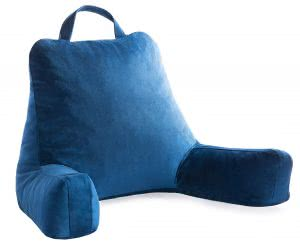 Linenspa reading pillow dorm accessories