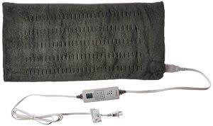 Sunbeam heating pad health kit