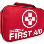 Swiss Safe first aid health kit