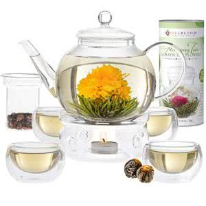 Teabloom tea set tea kettles