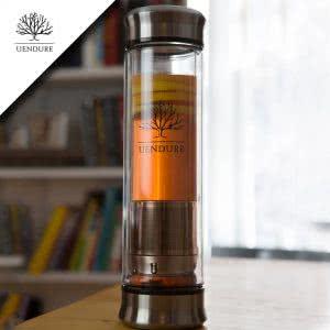 UEndure glass tea infuser mug tea kettles