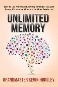 Unlimited Memory schoolwork book