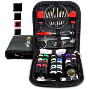 VelloStar sewing kit college necessities