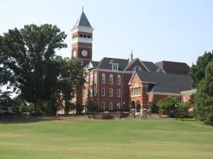 Clemson campus - work on your college application checklist