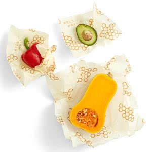 eco friendly Bee's Wrap reusable wrap