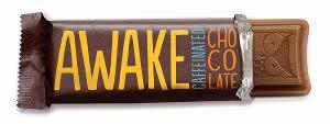 how to stay awake Awake chocolate