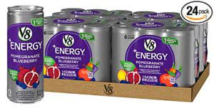 how to stay awake V8 energy