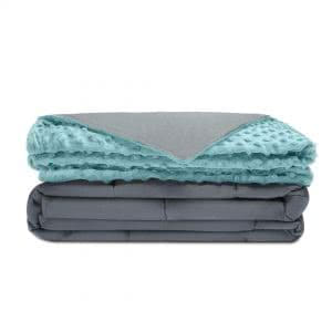 sleep tips Quility weighted blanket