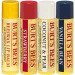 what's in my backpack Burt's Bees lip balm