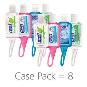 what's in my backpack Purell hand sanitzer