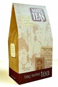 Bag Ladies tea gifts for english majors