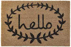 Calloway Mills door mats