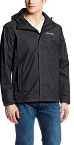 Columbia jacket rainy weather gear