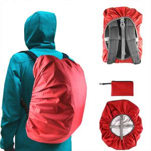 Frelaxy backpack cover rainy weather gear