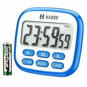 Habor digital study timer