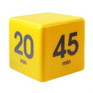 Miracle TimeCube study timer