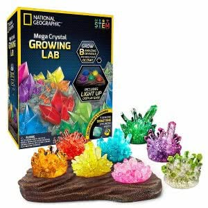 National Geographic crystal kit science gifts
