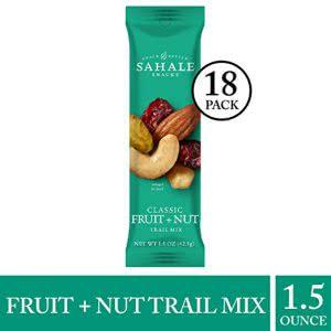 Sahale trail mix college food